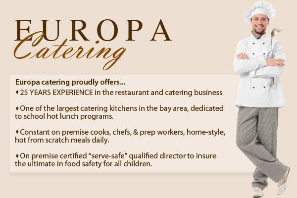 europa catering
